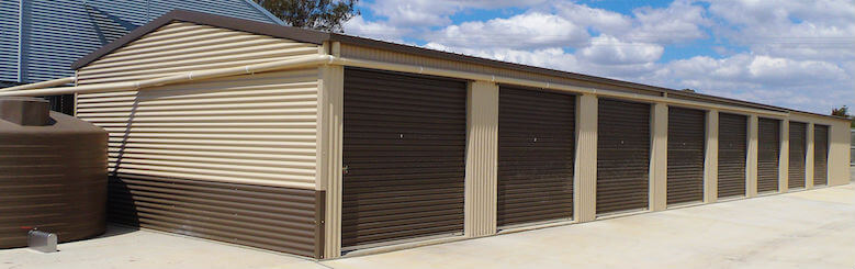 Betta Warwick Storage - large sheds